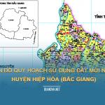 Tải về quy hoạch sử dụng đất huyện Hiệp Hòa (Bắc Giang)