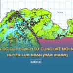 Tải về bản đồ quy hoạch sử dụng đất huyện Lục Ngạn (Bắc Giang)