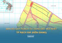 Tải về bản đồ quy hoạch Tp Rạch Giá (Kiên Giang)