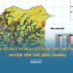 Tải về bản đồ quy hoạch sử dụng đất huyện Yên Thế (Bắc Giang)