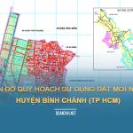 Tải về bản đồ quy hoạch sử dụng đất huyện Bình Chánh (TP Hồ Chí Minh)