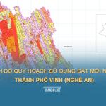Tải về quy hoạch sử dụng đất TP Vinh (Nghệ An)