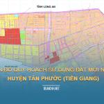 Tải về bản đồ quy hoạch sử dụng đất huyên Tân Phước (Tiền Giang)