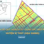 Tải về bản đồ quy hoạch sử dụng đất huyện Vị Thủy (Hậu Giang)