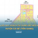 Tải về bản đồ quy hoạch sử dụng đất huyện Cái Bè (Tiền Giang)