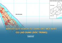 Tải về bản đồ quy hoạch sử dụng đất huyện Cù Lao Dung (Sóc Trăng)