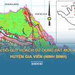 Tải về bản đồ quy hoạch sử dụng đất huyện Gia Viễn (Ninh Bình)