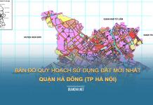 Tải về bàn đồ quy hoạch sử dụng đất quận Hà Đông (TP Hà Nội)