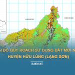 Tải về bản đồ quy hoạch sử dụng đất huyện Hữu Lũng (Lạng Sơn)