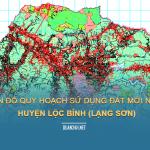 Tải về bản đồ quy hoạch đất huyện Lộc Bình (Lạng Sơn)