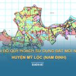 Tải về quy hoạch sử dụng đất huyện Mỹ Lộc (Nam Định)