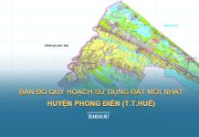 Tải về bản đồ quy hoạch sử dụng đất huyện Phong Điền (Thừa Thiên Huế)