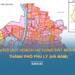 Tải về quy hoạch sử dụng đất Thành phố Phủ Lý (Hà Nam)