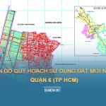 Tải về bản đồ quy hoạch sử dụng đất Quận 6 (TP HCM)