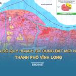 Tải về bản đồ quy hoạch sử dụng đất TP Vĩnh Long