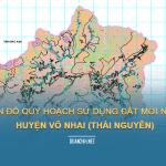 Tải về bản đồ quy hoạch sử dụng đất huyện Võ Nhai (Thái Nguyên)
