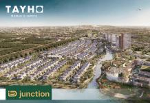 Hình ảnh quy hoạch tổng thể của dự án iD Junction