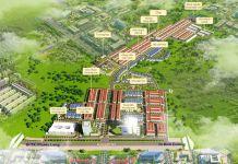 Phối cảnh tổng thể dự án Felicia City Bình Phước