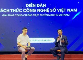 Diễn đàn thách thức công nghệ số Việt Nam ngày 23/04/2021