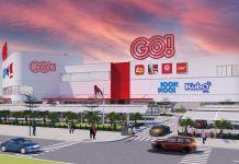Trung tâm thương mại Go! Bến Cát có vốn đầu tư 35 triệu USD