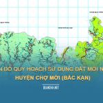 Tải về quy hoạch sử dụng đất huyện Chợ Mới (Bắc Kạn)