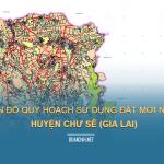 Tải về bản đồ quy hoạch sử dụng đất huyện Chư Sê (Gia Lai)