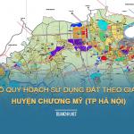 Tải về bản đồ quy hoạch sử dụng đất theo giao đoạn huyện Chương Mỹ (TP Hà Nội)