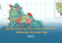 Tải về quy hoạch sử dụng đất huyện Phù Cừ (Hưng Yên)