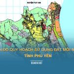 Tải về bản đồ quy hoạch sử dụng đất tỉnh Phú Yên