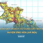 Tải về bản đồ lquy hoạch sử dụng đất huyện Ứng Hòa (Hà Nội)