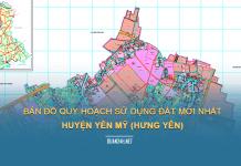 Tải về bản đồ quy hoạch sử dụng đất huyện Yên Mỹ (Hưng Yên)