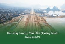 HÌnh ảnh Vân Đồn (Quảng NInh) tháng 06/2021
