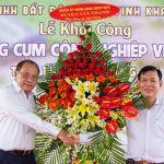 Sẽ có thêm 4 cụm công nghiệp hoạt động trong năm 2021 tại tỉnh Long An