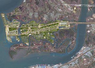 Đồ án điều chỉnh quy hoạch phân khu tỷ lệ 1/2000 Đảo Gò Găng