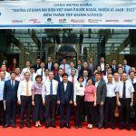 Đoàn Trưởng Cơ quan đại diện Việt Nam ở nước ngoài nhiệm kỳ 2020-2023 thăm, làm việc tại Tập đoàn Sovico