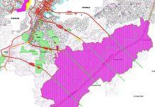 Vị trí quy hoạch Khu liên hợp công nghiệp - đô thị và dịch vụ Becamex Đồng Phú
