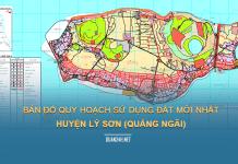 Tải về bản đồ quy hoạch sử dụng đất huyện Lý Sơn (Quảng Ngãi)