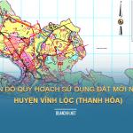 Tải về bản đồ quy hoạch sử dụng đất huyện Vĩnh Lộc (Thanh Hóa)
