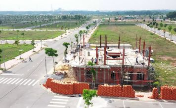 Xây dựng nhà xã hội (dự án Rich Home 3) ngay trong tổng thể dự án Mega City