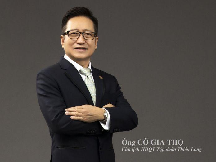 Chân dung Chủ tịch Tập đoàn Thiên Long - Cô Gia Thọ