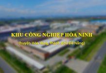 Khu công nghiệp Hòa Ninh có diện tích theo quy hoạch là 400.020 ha