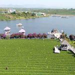 Một góc huyện Lâm Hà, tỉnh Lâm Đồng