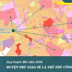 Quy hoạch đến năm 2030, Phú Giáo sẽ là huyện công nghiệp