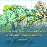 Tải về bản đồ quy hoạch sử dụng đất huyện Bắc Sơn (Lạng Sơn)