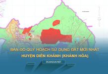 Tải về bản đồ quy hoạch sử dụng đất huyện Diên Khánh (Khánh Hòa)