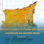 Tải về bản đồ quy hoạch sử dụng đất huyện Hải Hà (Quảng Ninh)