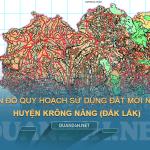 Tải về bản đồ quy hoạch sử dụng đất huyện Krông Năng (Đắk Lắk)