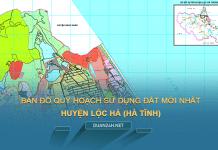 Tải về bản đồ quy hoạch dử dugnj đất huyện Lộc Hà (Hà Tĩnh)