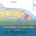 Tải về bản đồ quy hoạch sử dụng đất huyện Măng Thít (Vĩnh Long)