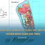 Tải về bản đồ quy hoạch huyện Nghi Xuân (Hà Tĩnh)